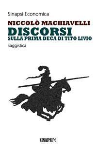 Cover Discorsi sulla prima Deca di Tito Livio