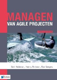 Cover Managen van agile projecten 2de herziene druk