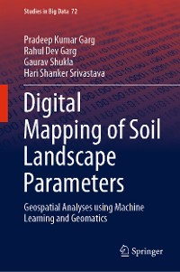 Cover Digital Mapping of Soil Landscape Parameters