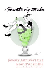 Cover Absinthe n'y touche