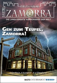 Cover Professor Zamorra 1175 - Horror-Serie