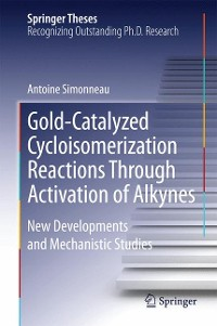 Cover Gold-Catalyzed Cycloisomerization Reactions Through Activation of Alkynes