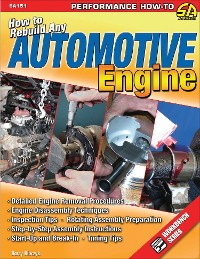 Cover How to Rebuild Any Automotive Engine