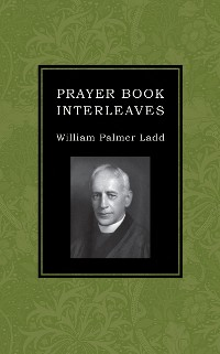 Cover Prayer Book Interleaves