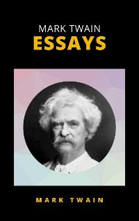 Cover Mark Twain Essays