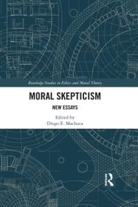 Cover Moral Skepticism