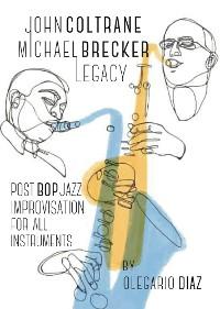 Cover John Coltrane Michael Brecker Legacy