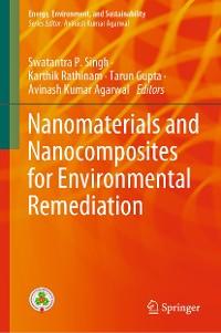 Cover Nanomaterials and Nanocomposites for Environmental Remediation