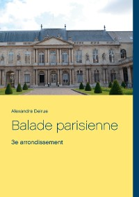 Cover Balade parisienne