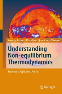 Cover Understanding Non-equilibrium Thermodynamics