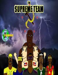 Cover The Supreme Team