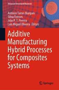 Cover Additive Manufacturing Hybrid Processes for Composites Systems