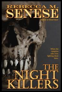 Cover Night Killers: A Horror Novel
