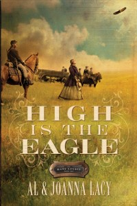 Cover High Is the Eagle