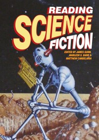 Cover Reading Science Fiction