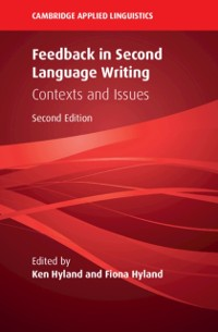 Cover Feedback in Second Language Writing