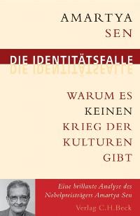 Cover Die Identitätsfalle