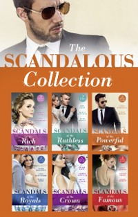 Cover Scandalous Collection (Mills & Boon e-Book Collections)