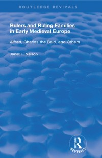 Cover Rulers and Ruling Families in Early Medieval Europe
