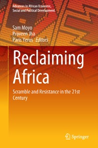 Cover Reclaiming Africa