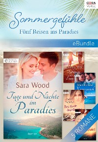 Cover Sommergefühle - Fünf Reisen ins Paradies