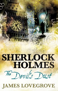 Cover Sherlock Holmes: The Devil's Dust