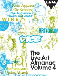 Cover The Live Art Almanac Volume 4