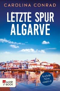 Cover Letzte Spur Algarve