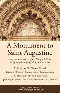 Cover A Monument to Saint Augustine