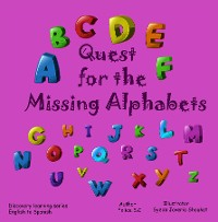 Cover Quest for the Missing Alphabet