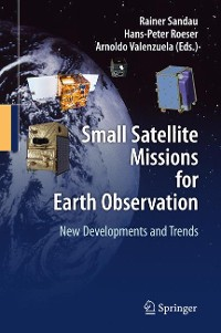 Cover Small Satellite Missions for Earth Observation