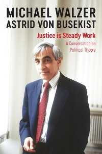 Cover Justice is Steady Work