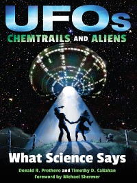 Cover UFOs, Chemtrails, and Aliens
