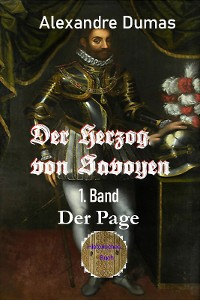 Cover Der Herzog von Savoyen - 1. Band