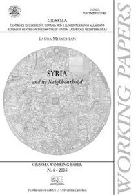 Cover Syria and its Neighbourhood
