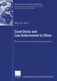Cover Court Delay and Law Enforcement in China