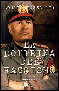 Cover La dottrina del fascismo