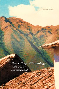 Cover Peace Corps Chronology; 1961-2010
