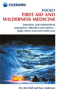 Cover Pocket First Aid and Wilderness Medicine