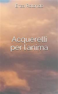Cover Acquerelli per l'anima