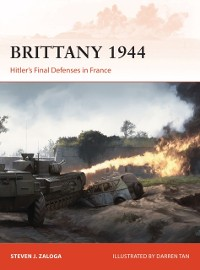 Cover Brittany 1944