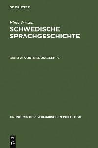 Cover Wortbildungslehre