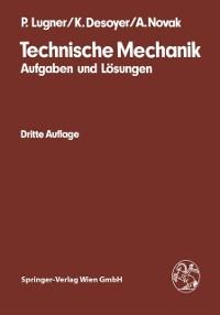 Cover Technische Mechanik