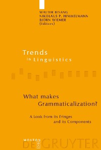 Cover What makes Grammaticalization?