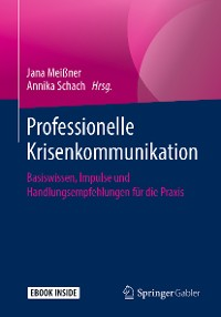 Cover Professionelle Krisenkommunikation
