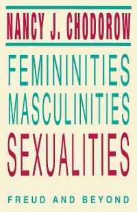 Cover Femininities, Masculinities, Sexualities