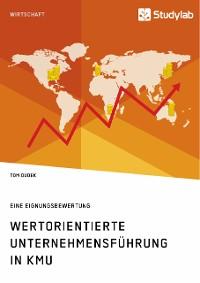 Cover Wertorientierte Unternehmensführung in KMU