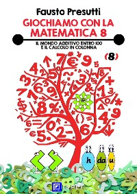Cover Giochiamo con la Matematica 8