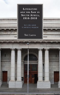 Cover Literature and the Law in South Africa, 1910–2010