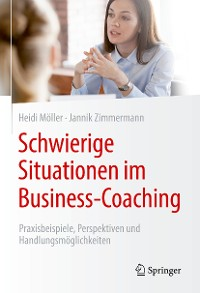 Cover Schwierige Situationen im Business-Coaching
